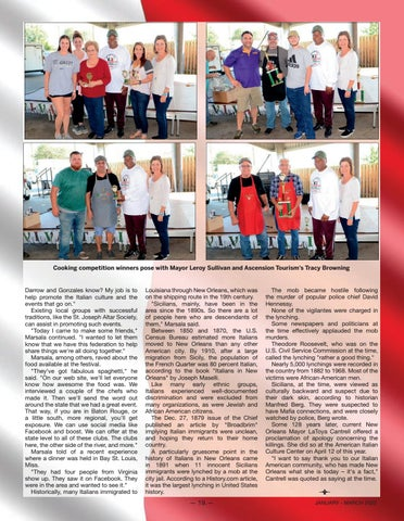 Page 19 of Festa Italiana