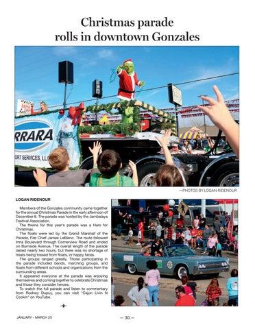 Page 30 of Gonazles Christmas Parade