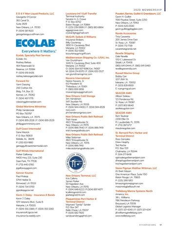 Page 19 of Associate Members