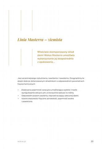 Page 23 of LINIA MASTERRA