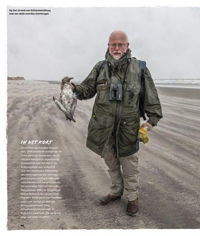 Page 40 of Plastic bij Noordse stormvogels 'Stel je voor een boterhamdoos vol plastic in je maag'