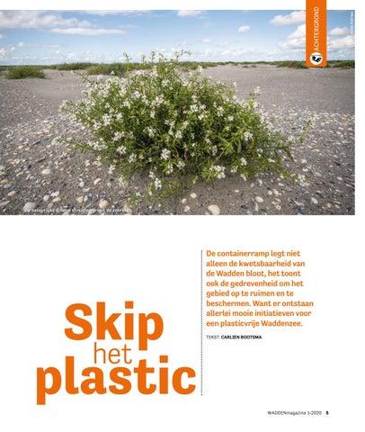 Page 5 of Skip het plastic