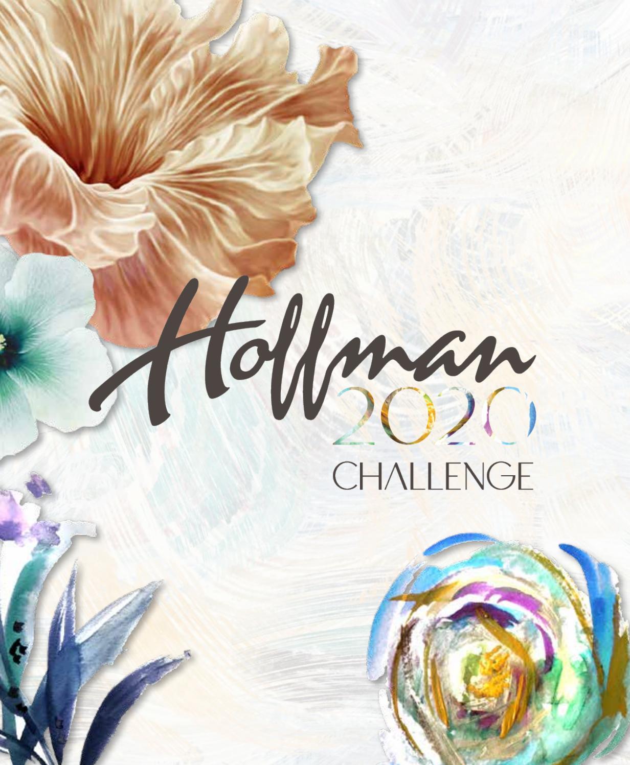 2020-2021 Hoffman Challenge Brochure