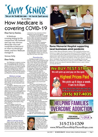 Page 7 of Prescription drugs: Medicare