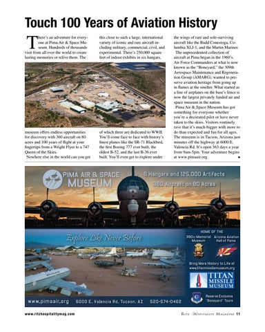 Page 11 of Touch 100 Years of Aviation History