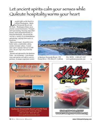 Page 18 of Quileute hospitality warms your heart