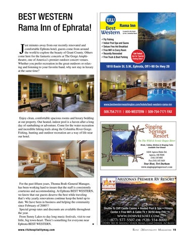 Page 19 of Best Western Rama Inn of Ephrata