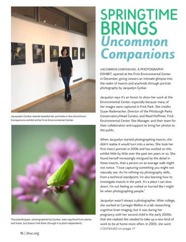 Page 16 of UNCOMMON COMPANIONS