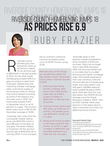 Page 78 of Riverside county homebuying jumps 18