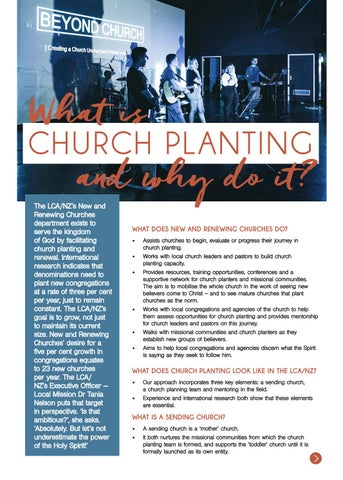 Page 5 of What is church planting and why do it?