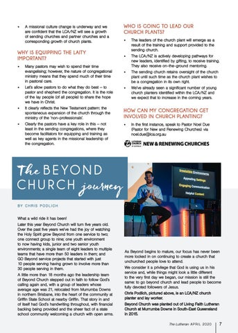 Page 7 of The Beyond Church journey