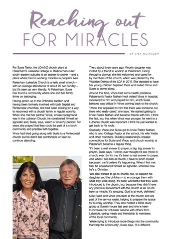 Page 8 of Reaching out for miracles