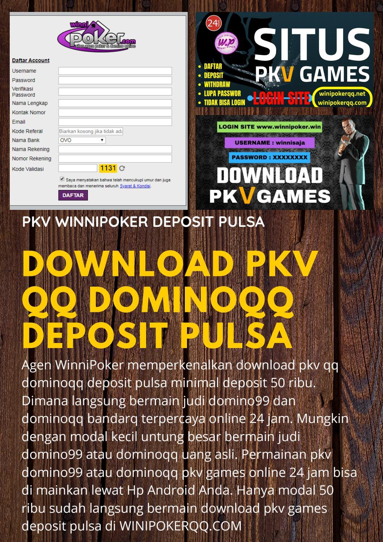 Download Pkv Qq Dominoqq Deposit Pulsa Di Winnipoker By Bandar Pkv Bandar Pkv Qq Bandar Pkv Terbaik Winnipoker Issuu