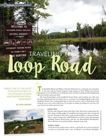 Page 14 of TRAVELING THE LOOP ROAD