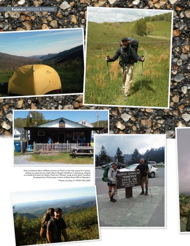 Page 22 of ON THE TRAIL