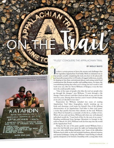 Page 23 of ON THE TRAIL