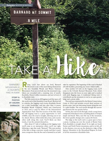 Page 26 of TAKE A HIKE