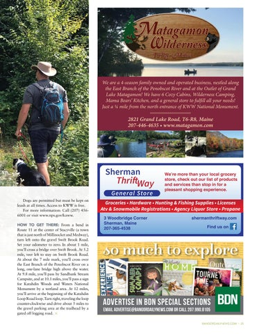 Page 27 of TAKE A HIKE