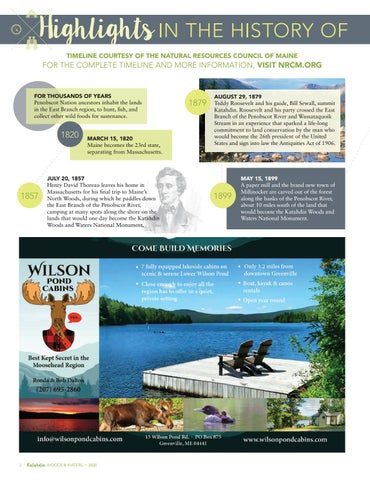 Page 4 of HIGHLIGHTS IN THE HISTORY OF KWW