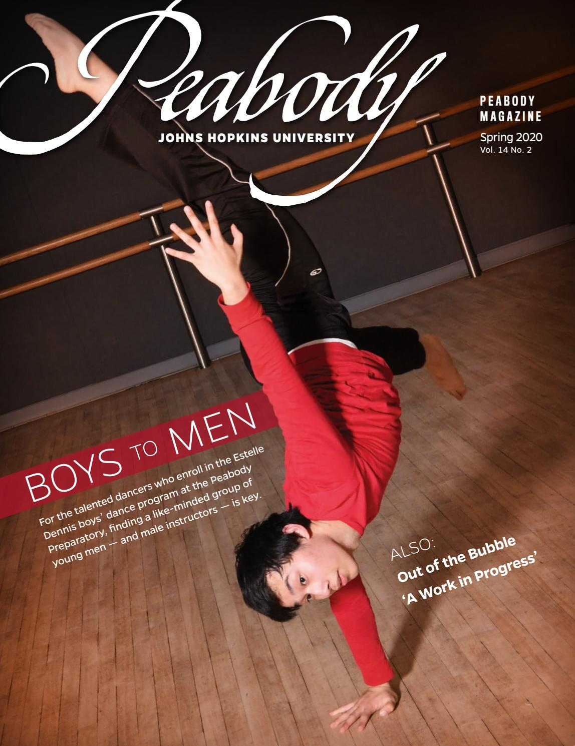 Peabody Ma Christmas Giveaway 2020 Peabody Magazine Spring 2020 Vol. 14, No. 2 by The Peabody