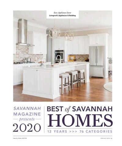 Best Of Homes 2020 By Savannah Magazine Issuu