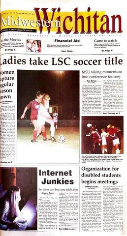 November 5, 1997 by MSU Texas Wai-Kun Yearbook and The Wichitan ...