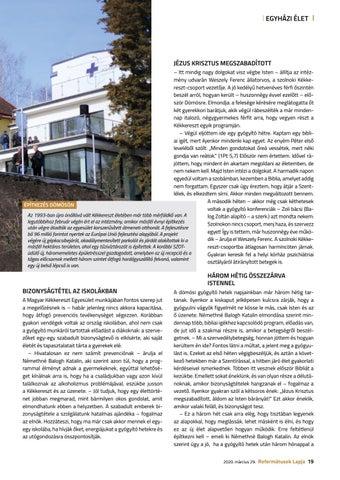 Page 19 of Ajándékozókúrák Dömösön