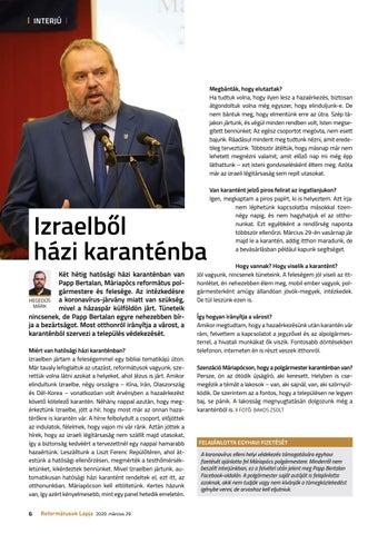Page 6 of Izraelből házi karanténba