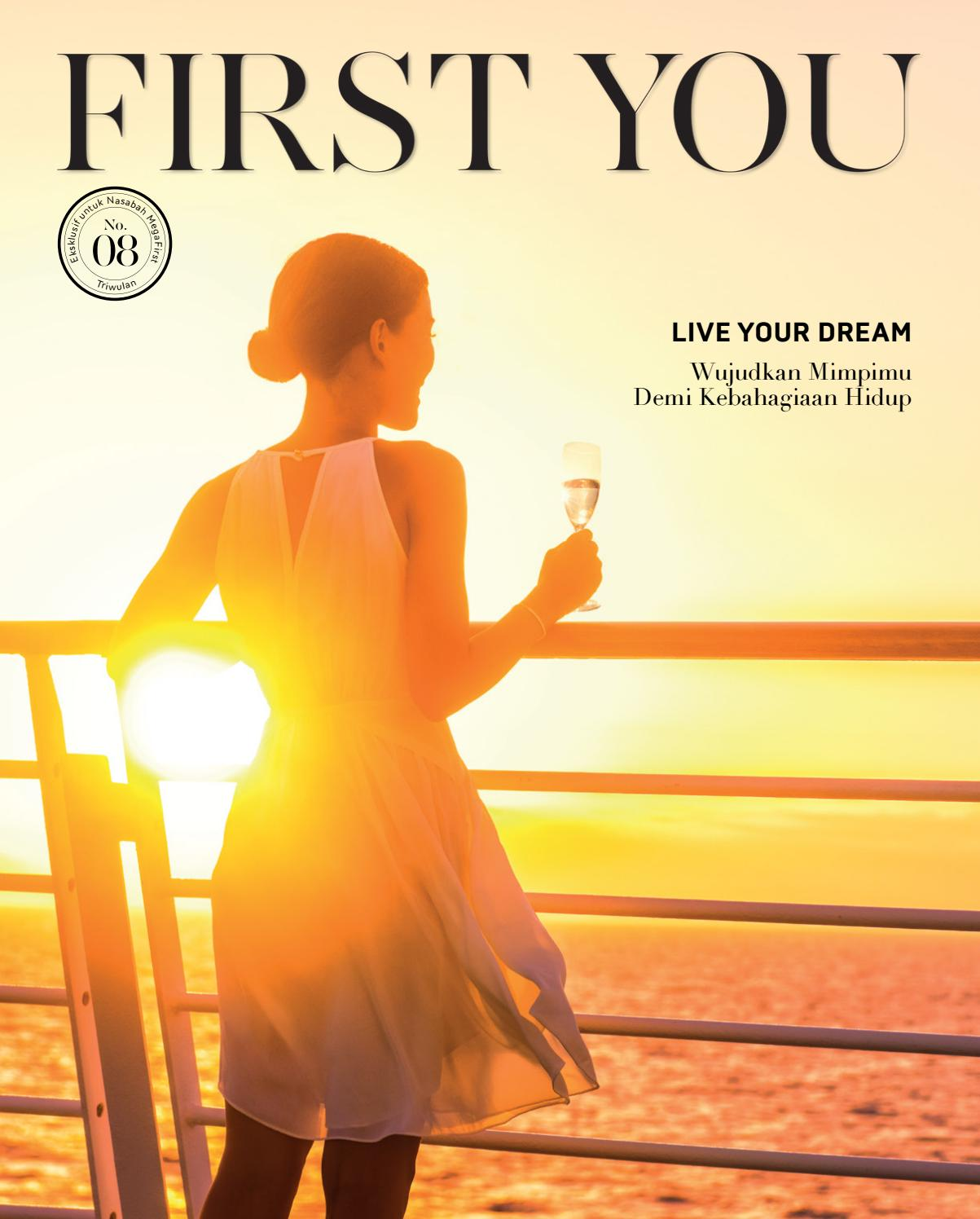First You Edisi 08 By Exquisite Media Issuu