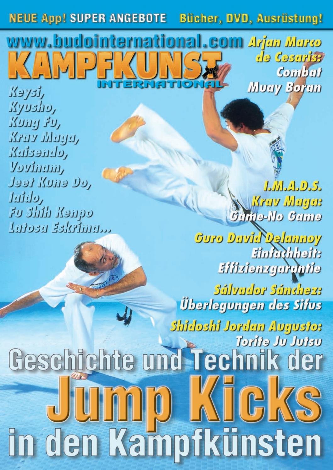 Kung Fu wird verwendet, um Gewicht zu verlieren