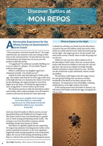 Page 10 of Discover Turtles at MON REPOS