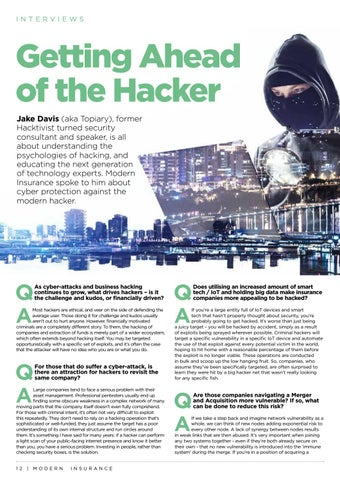 Page 12 of Getting Ahead of the Hacker