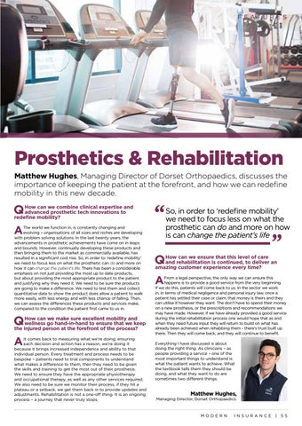 Page 55 of Prosthetics & Rehabilitation