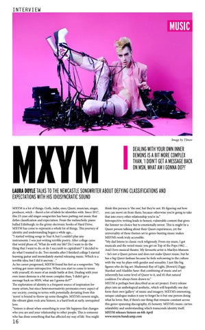 Page 16 of MXYM