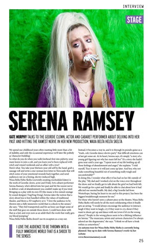 Page 25 of SERENA RAMSEY