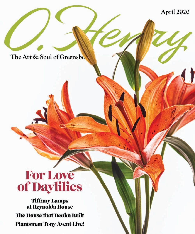 O.Henry April 2020 by O.Henry magazine - issuu