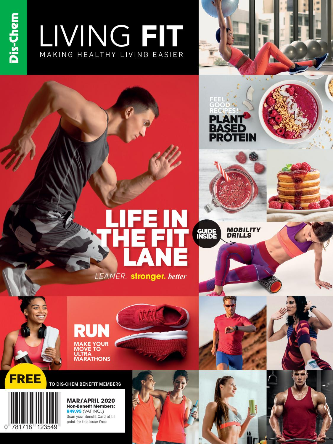 Dis Chem Living Fit April 2020 By Dis Chem Living Fit Issuu