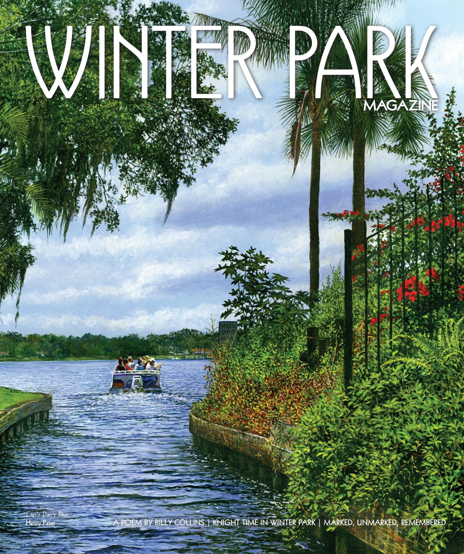 Winter Park Magazine Spring 2019 By Winter Park Publishing Company Issuu