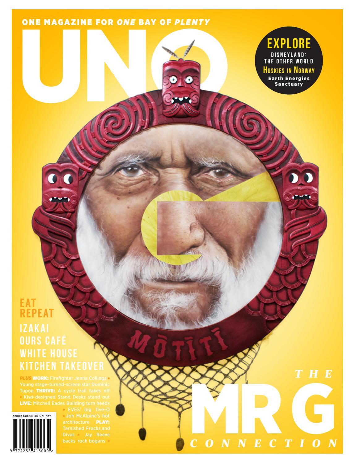 UNO Magazine   Issue 40   Mr G   Spring 40 by UNO Magazine   issuu