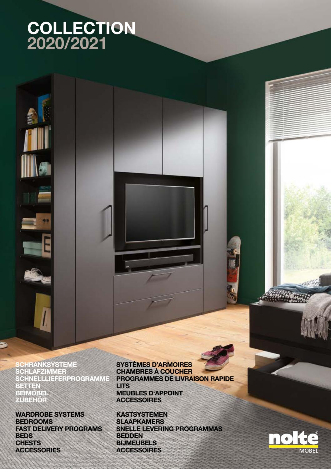 Nolte Mobel Im Katalog By Perspektive Werbeagentur Issuu