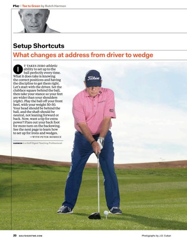 Page 20 of Butch Harmon