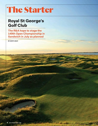 Page 8 of Royal St George's Golf Club