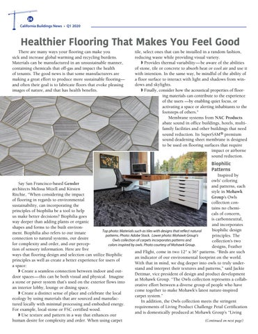 Page 24 of Healthier Flooring Options