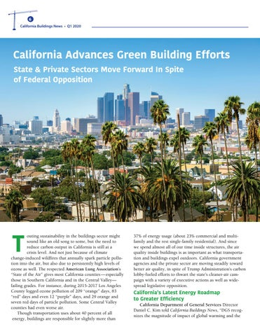 Page 6 of California Buildings News Q1 2020