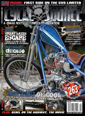 Cycle Source Magazine February 2019 By Cycle Source Magazine Issuu