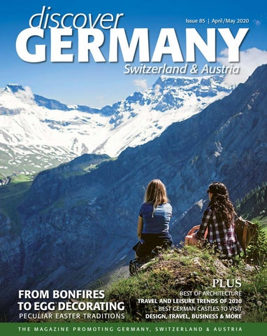 Discover Germany Issue 85 April May 2020 By Scan Client Publishing Issuu