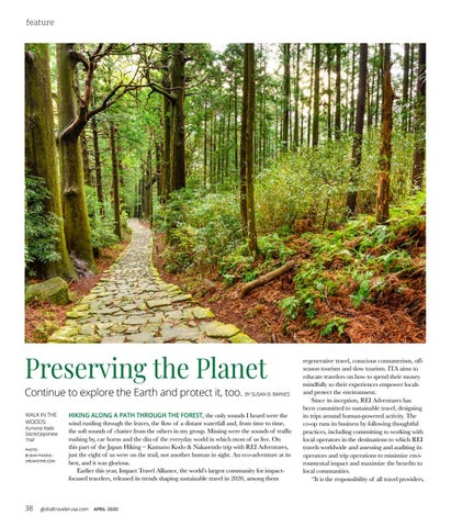 Page 38 of Preserving the Planet