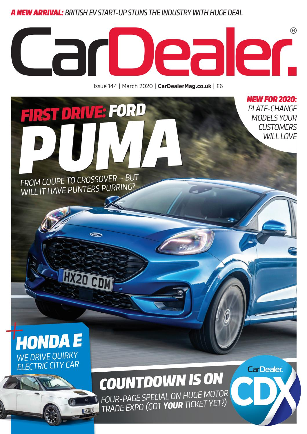 Car Dealer Magazine Issue 144 By Blackball Media Issuu