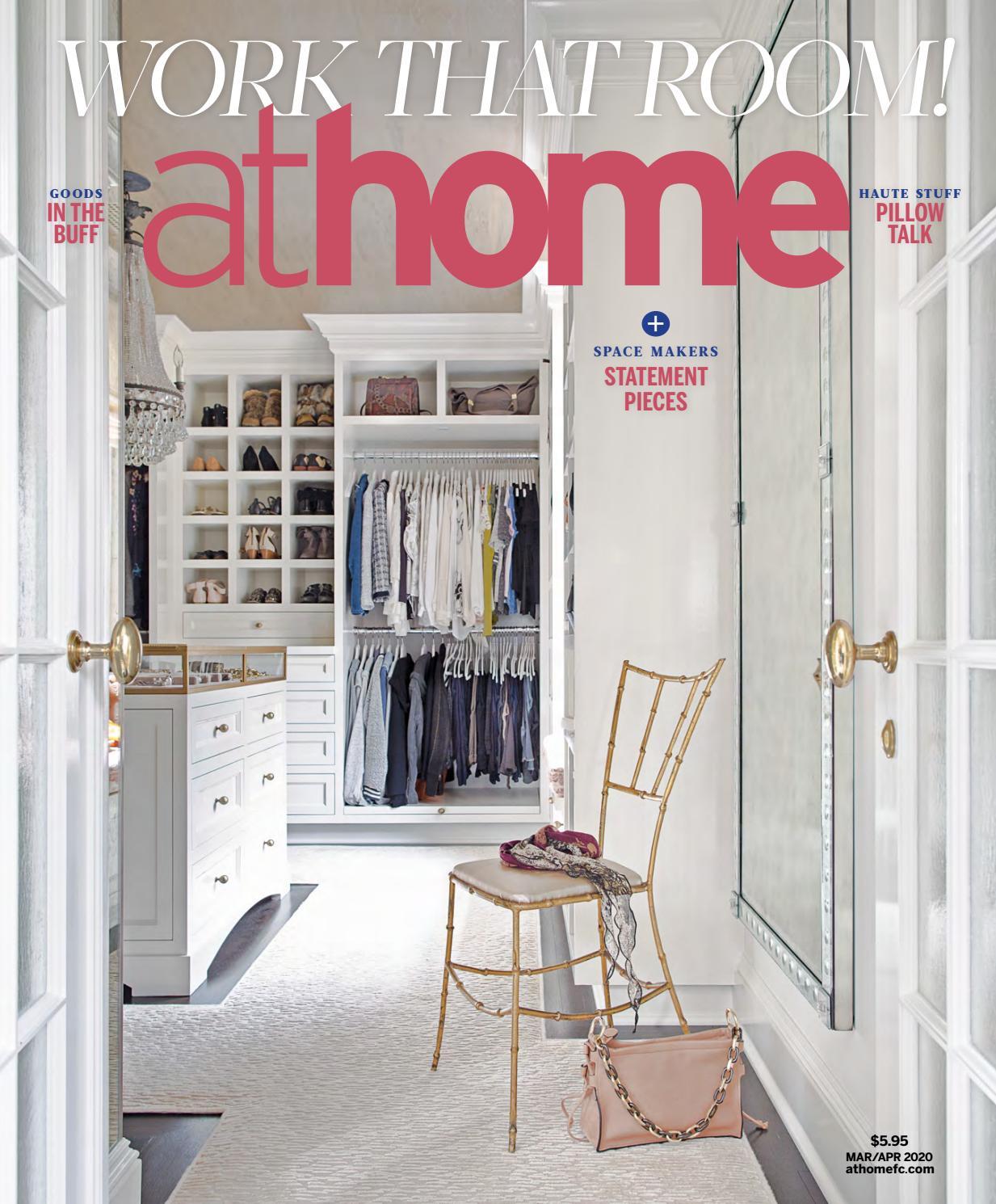 L Anfora Rattan Amphoren Lounge.Athome Magazine March April 2020 By Moffly Media Issuu