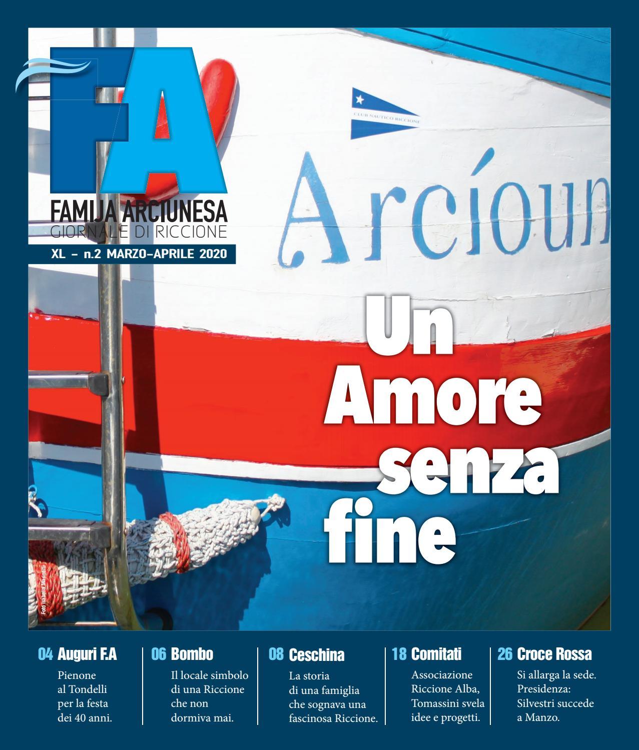 Fa 2 2020 By Famija Arciunesa Fa Issuu